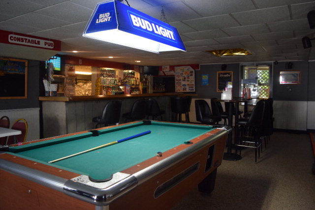 2nd pool Table Area